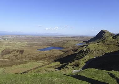 Quiraing Isle of Skye - Fairies & Folklore