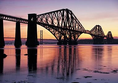Forth Rail Bridge - Driver Diary Part Three St Andrews Tour