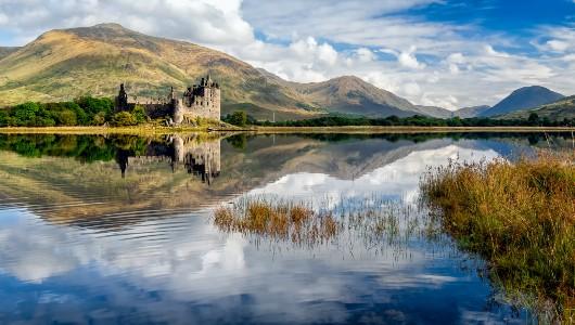 Highland Lochs, Glens & Castles