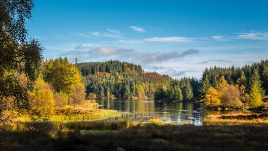 Loch Lomond National Park & Stirling Castle