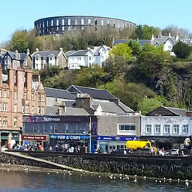 Oban - Driver Diary - Part 10 - Isle of Mull