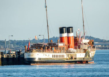 PS. Waverley - Staycations