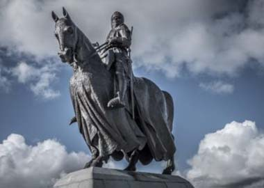 Robert the Bruce - Declaration of Arbroath - St Andrews Day