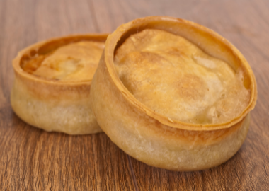 Scotch Pies, one of our Tour Leader Michael's favourite foods