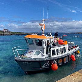 Staffa Tours Boat, Iona