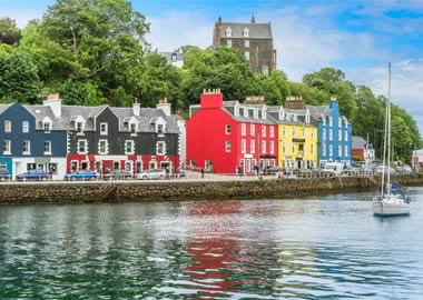 Tobermory - Driver Diary - Part 10 - Isle of Mull