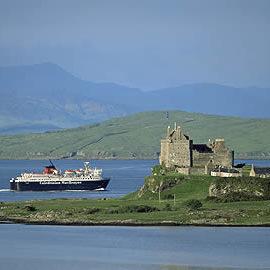 Duart CastleDriver Diary - Part 10 - Isle of Mull