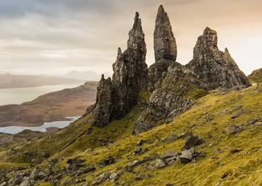 Old Man of Storr - Fairies & Folklore